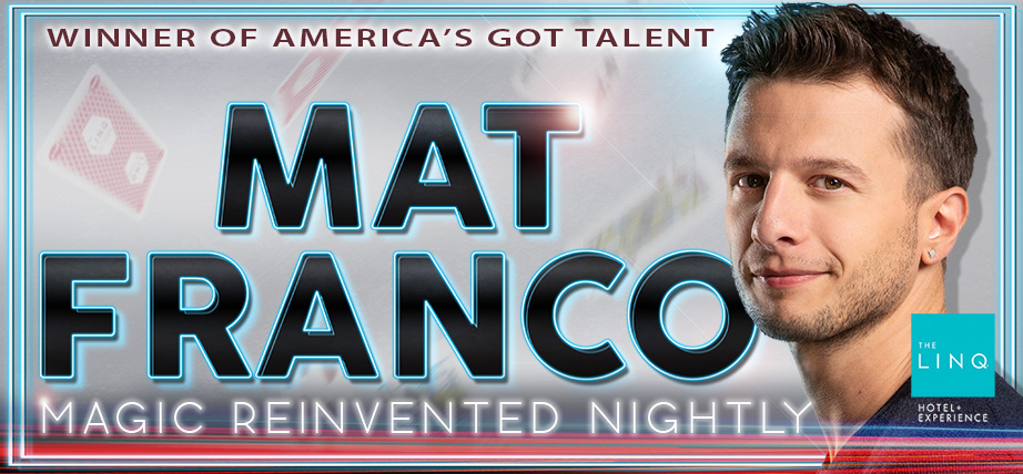 Mat Franco: Magic Reinvented Nightly